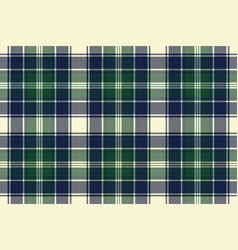 Classic check plaid seamless pixel fabric texture vector