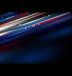 High speed digital technology light motion vector