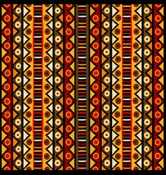 african motifs background vector image