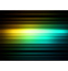 abstract lines design on dark background eps 8 vector image