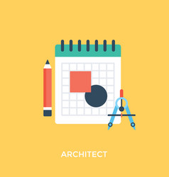 Architect vector