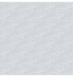 Elegant pattern with zigzag lines in silver grey vector image