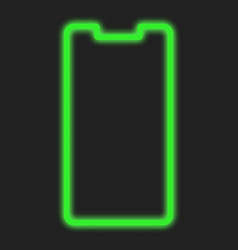 Green Screen Mobile Frame Vector Images Over 430
