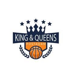 Kings-basketball vector