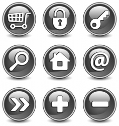 icons vector image