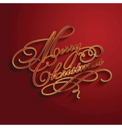 merry christmas background 1211 vector image