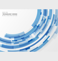 abstract technology blue stripe line geometric vector image