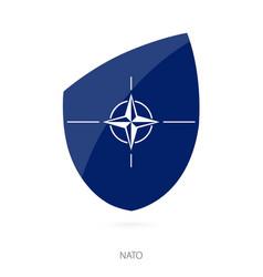 Flag nato vector