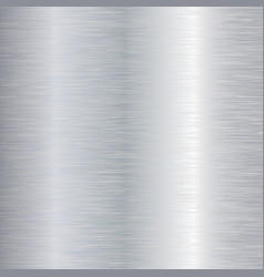 Metal brushed background vector