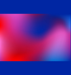 modern gradient rainbow background vector image