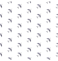 Planes Pattern Seamless vector image vector image