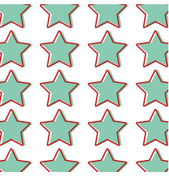 rating star symbol and element status background vector image vector image
