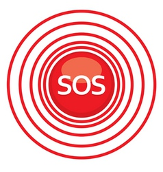 sos need help vector image