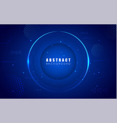 Abstract geometric background fluid shape and vector
