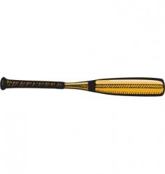 baseball bat vector image