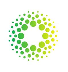 Modern clean logo vector