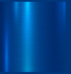 Blue metal texture background Royalty Free Vector Image