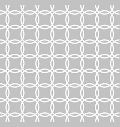 Seamless grayscale pattern with interlcoking vector