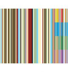 Stripe variation vector