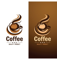 Coffee cup1 vector