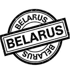 Belarus rubber stamp vector image