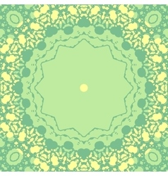 Light Green Seamless abstract background with vector image
