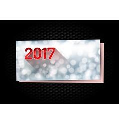 New Year Greetings card vector