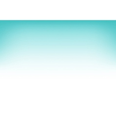 White Mint Gradient Background vector