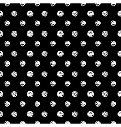 Black and white vector image vector image