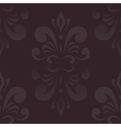 seamless gray pattern vector image vector image