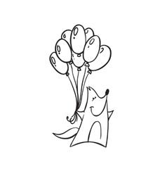 Fox - vector image