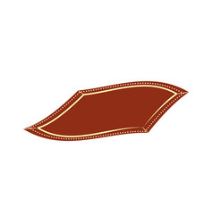 luxury and fashion kerchief accesory design vector image