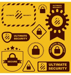 secure vector image