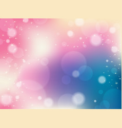 Colorful blending abstract background vector