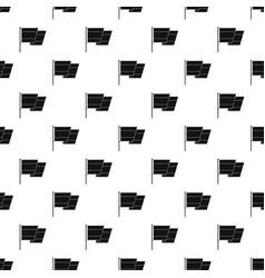 Flag of spain pattern vector