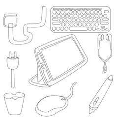 Pattern technology design vector