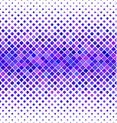 Purple and blue square pattern background design vector image