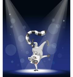 Lemur stage performance vector