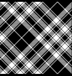 pride scotland tartan diagonal plaid seamless vector image