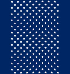 seamless pattern usa flag colors blue background vector image vector image