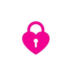 love security logo icon design vector image