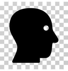 Customer profile icon vector