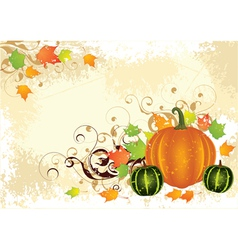 autumn stationary vector image