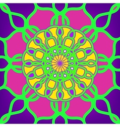 acid abstract pattern for design vector image vector image
