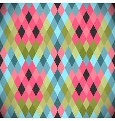 Watermelon pattern vector image vector image