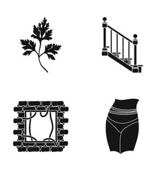 occupation nature ecology and other web icon in vector image