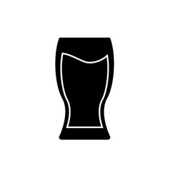 soft drink icon vector image