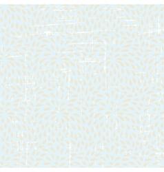 Seamless abstract retro drops pattern vector image vector image