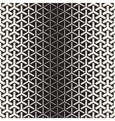 Halftone Gradient Mosaic Lattice Seamless vector