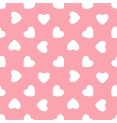 Wrapping paper for valentines day vector